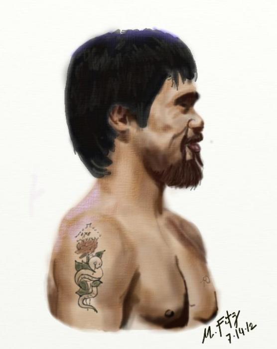 Manny Pacquiao par marcfitzgerald
